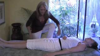Hip Stretching: Full Body Massage Therapy Techniques 6