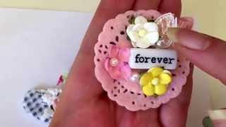 Tmika's Teeny Tiny Embellishment Swap