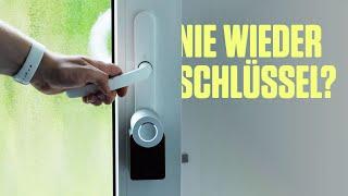 Nuki Smart Lock 2.0 Deutsch - HomeKit Türschloss mit Alexa, Siri, Google Assistant