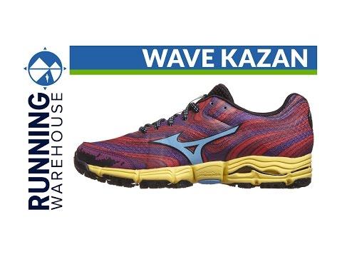 09ce2f3ed0 Dámske trailové topánky Mizuno Wave Kazan - inSPORTline