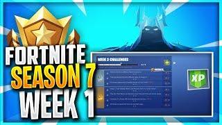 Season 7 Week 2 Challenges Video Video