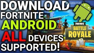 Madison : How to download fortnite on incompatible android devices