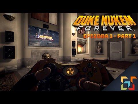 Duke Nukem Forever | EP1 | Part1 | Show začíná