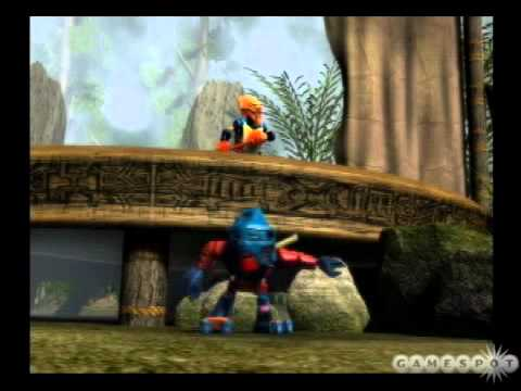 Bionicle Playstation 2