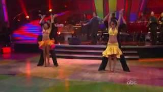 DWTS--Serena Cuevas & Christian Oviedo--Tiempo Libre--Tu Conga Bach
