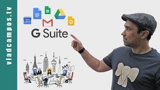 G Suite: o que é e para que serve (antigo Google Apps).