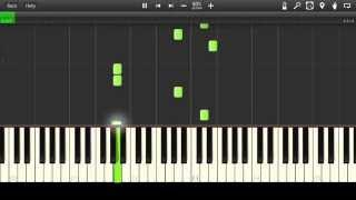 AC/DC - Hells Bells Synthesia Tutorial