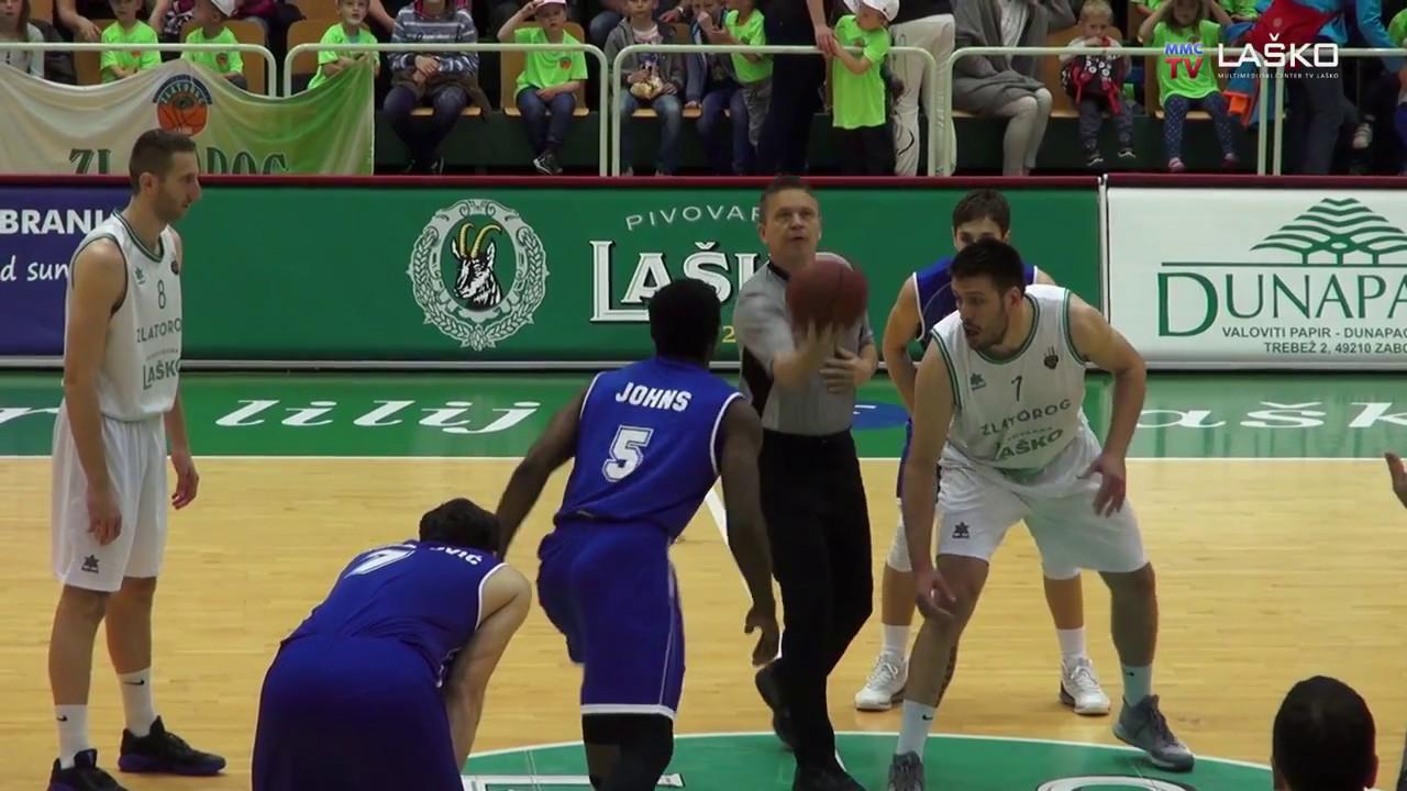 Liga Nova KBM: Zlatorog in Rogaška po vstopnico v finale na tretjo tekmo