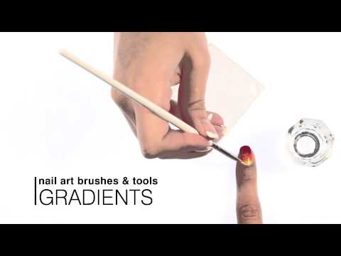 Professional Nail Art Tool & Brush Collection