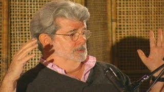 George Lucas on Teaching Visual Literacy and Communications