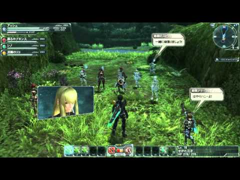 Phantasy Star Online 2 Looks Pretty Awesome