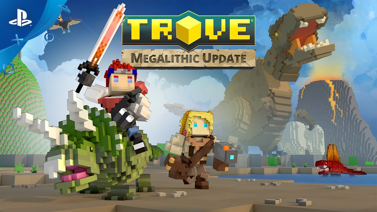 Block Your Calendar – Trove's Megalithic Update Lands on PS4 June 27
