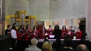 preview picture of video 'Coro Giocanto - I will sing'