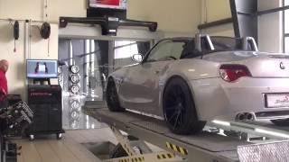 BMW Z4 E85 gets styled at the Schmiedmann workshop
