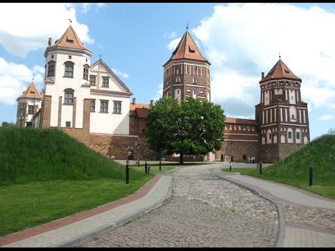 Мирский Замок. Экскурсия в Мирский замок