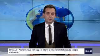 Lajmet Qendrore 26.11.2019