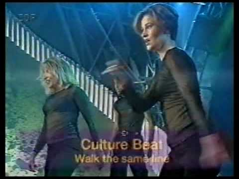 Culture Beat Walk The Same Line  Live At Power Vision HQ (Now better quality !!)