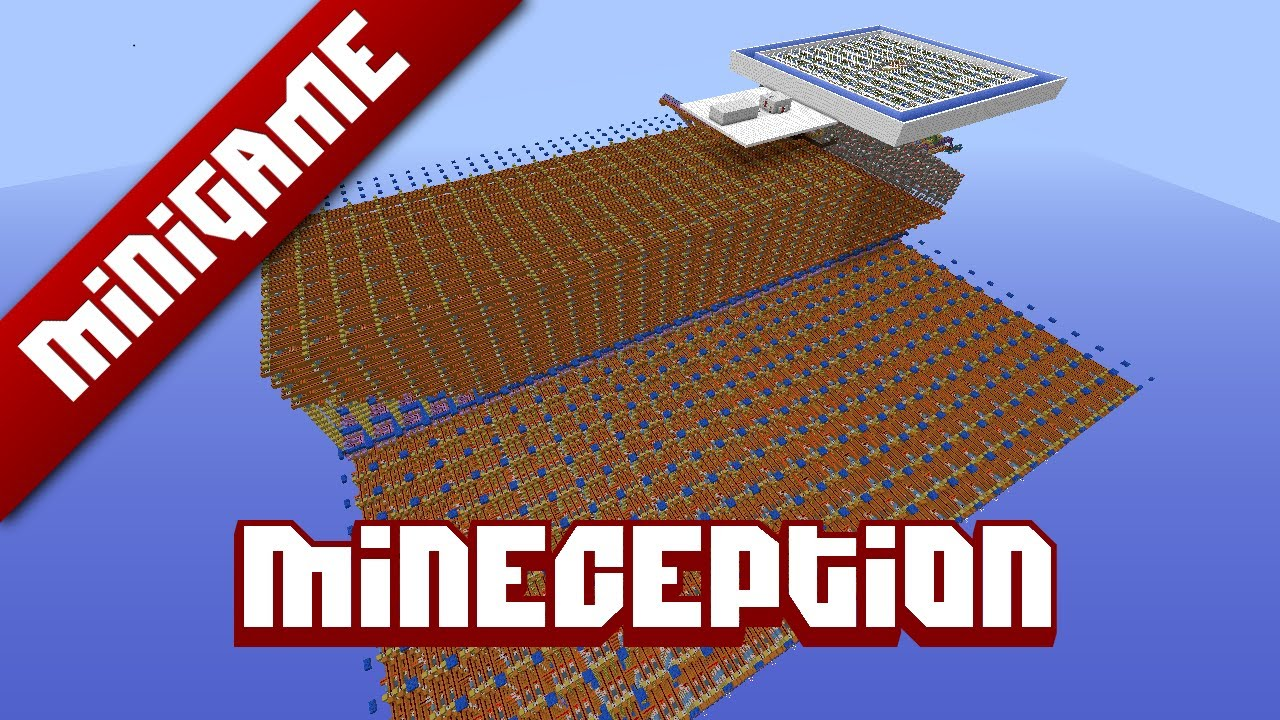 Play Minecraft In Minecraft, Thanks To Mineception