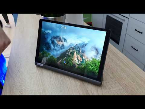 #IFA2019: Lenovo Yoga Smart Tab Tablet & Smart-Home-Zentrale in einem I Cyberport