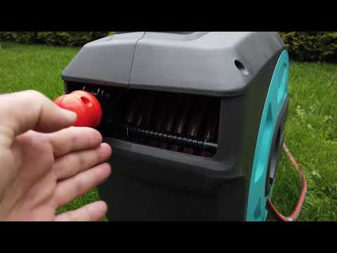 Testbericht GARDENA Comfort Wand-Schlauchbox 25 roll-up automatic 8023-20
