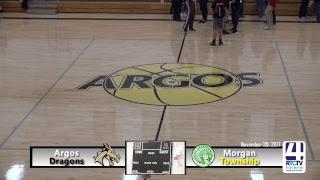Argos Girls Basketball vs Morgan Township