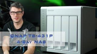 Vorstellung:: QNAP-TS431P NAS mit 4 TB [de]
