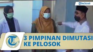 Imbas UGD Tutup Jam 5 Sore, Bupati Solok Ngamuk dan Mutasi Pimpinan Puskesmas ke Pelosok