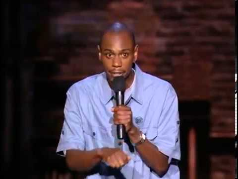 "Men and Women - Dave Chappelle (some of the greatest standup ever - from his classic ""Killing Them Softly"")"
