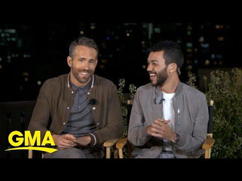 Ryan Reynolds talks method acting as Pikachu in the new Pokemon movie l GMA (видео)