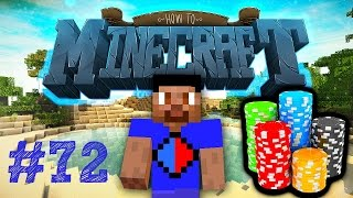 Minecraft SMP HOW TO MINECRAFT #72 'GAMBLING AT PETES CASINO!' with Vikkstar