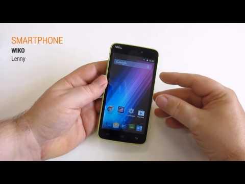 """Wiko Lenny DualSIM-Smartphone 5""""-Display Hands On Test - Deutsch / German ►► notebooksbilliger.de"""