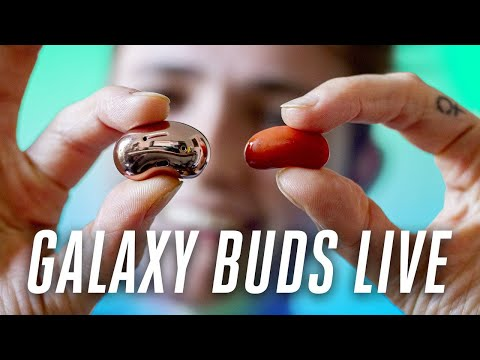 Galaxy Buds Live review: good beans, no compromises
