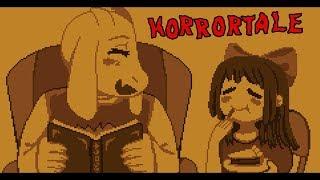 ТОРИЕЛЬ, АЛИЗА И ОТРАВЛЕННЫЙ ПИРОГ! | UnderTale: HorrorTale - HorrorTale the Game