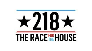 218: The Race for the House – Three Weeks to Go