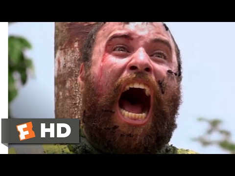 The Green Inferno (2015) - Fed to Ants Scene (6/7) | Movieclips