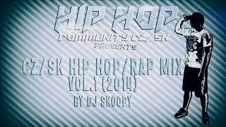 CZ/SK Hip Hop/Rap Mix Vol.1 (2014) by DJ Skoopy
