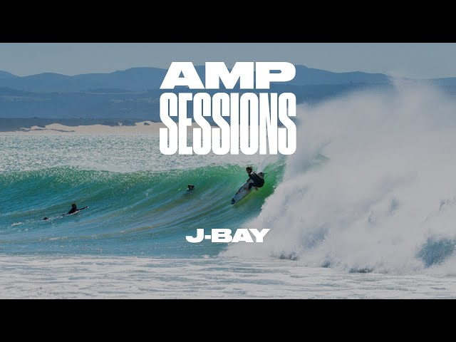 AMP SESSIONS: Jordy Smith at Jeffreys Bay