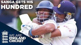 Sangakkara Gets First Lord's Hundred In Final Test! | England v Sri Lanka 2014 - Full Highlights