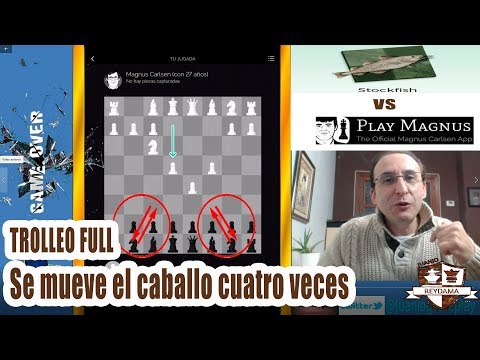 La INMORTAL DE Alpha Zero vs Stockfish Game 3 | IA Google