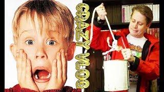 Crazy Vlog #14 Home Alone Again | Один дома Современный