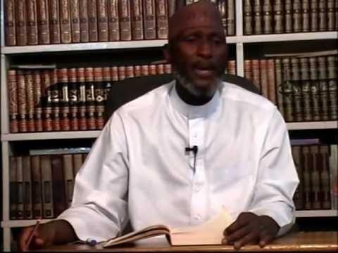 Sheikh Awwal Albany Zaria(Tafsir Ibnu Khaseer 4)