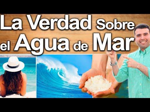 Beneficios Para Tu Salud y Belleza Del Agua De Mar
