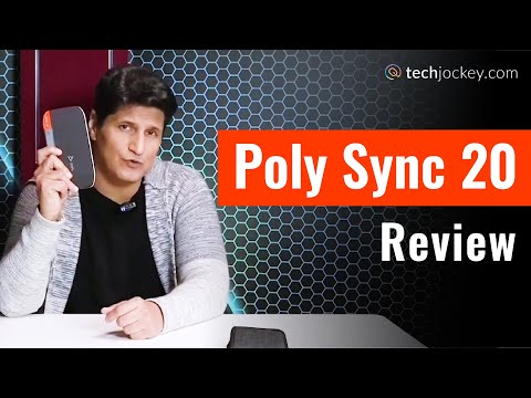 Poly Sync 20 Review by Rajiv Makhni