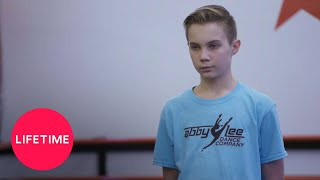 """Dance Moms: Brady's Personal Connection to His Solo """"PTSD"""" (S8) 