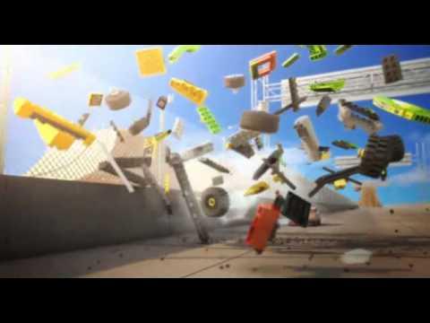 Vidéo LEGO Racers 8228 : La Guêpe