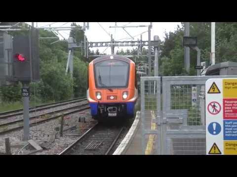 Full Journey On The BRAND NEW London Overground From Gospel Oak to Barking