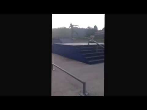 Whitesburg skate park.