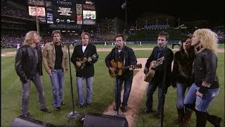 """John Mellencamp and Little Big Town - """"Our Country"""" - 2006 World Series"""