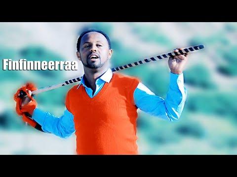 Masfin Damissuu - Finfinneerraa - New Oromo Music 2019