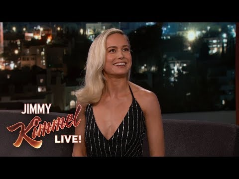 Brie Larson on Becoming Captain Marvel